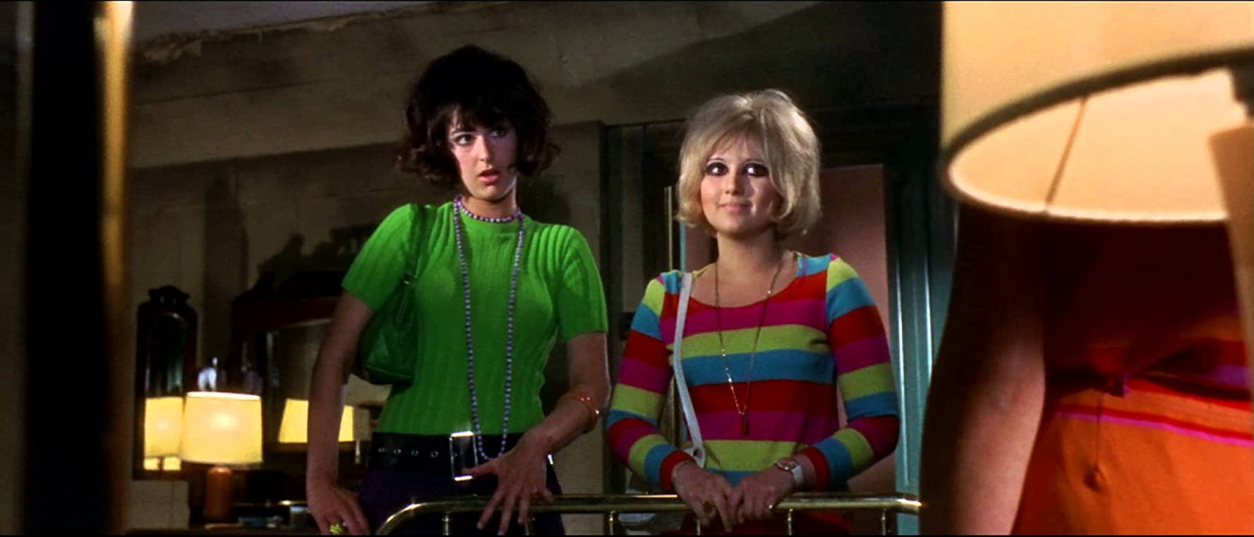 Maureen Lipman and Adrienne Posta in Up the Junction (1968)