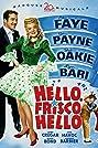 Hello Frisco, Hello (1943) Poster