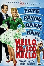 Hello, Frisco, Hello (1943) 1080p