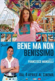 Shade and Francesca Giordano in Bene ma non benissimo (2018)