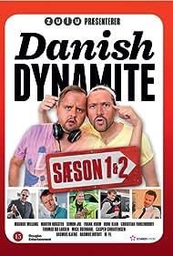 Frank Hvam, Mick Øgendahl, Rune Klan, Christian Fuhlendorff, Magnus Millang, and Martin Høgsted in Danish Dynamite (2012)