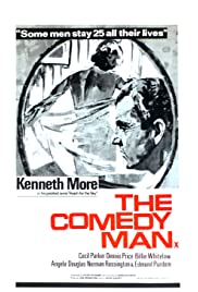 The Comedy Man Poster