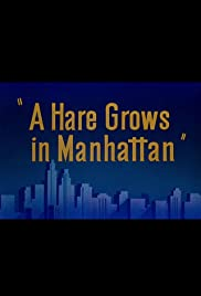 A Hare Grows in Manhattan(1947) Poster - Movie Forum, Cast, Reviews