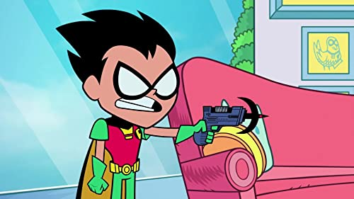 TEEN TITANS GO!: I Used To Be A Peoples