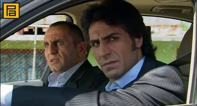 Gürkan Uygun and Kenan Çoban in Kurtlar Vadisi: Pusu (2007)