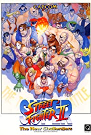 Super Street Fighter II: The New Challengers(1993) Poster - Movie Forum, Cast, Reviews