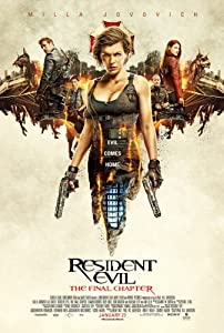 Resident Evil: The Final Chapter Retaliation Mode