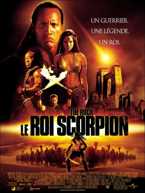 The Scorpion King Hindi Dubbed Full Movie Watch Online