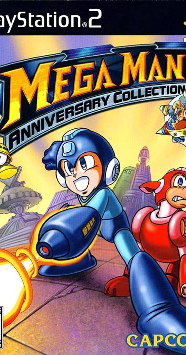 Mega man anniversary collection gamecube iso download | Mega