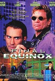 Final Equinox Poster
