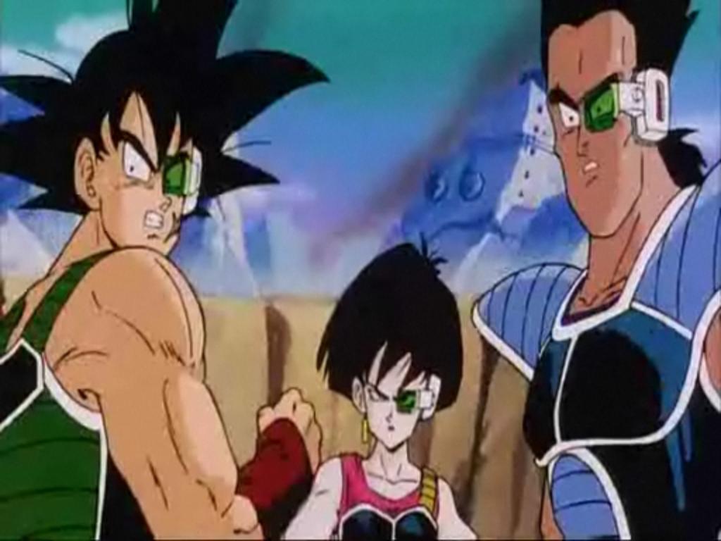 Dragon Ball Z: Bardock - The Father of Goku (1990)