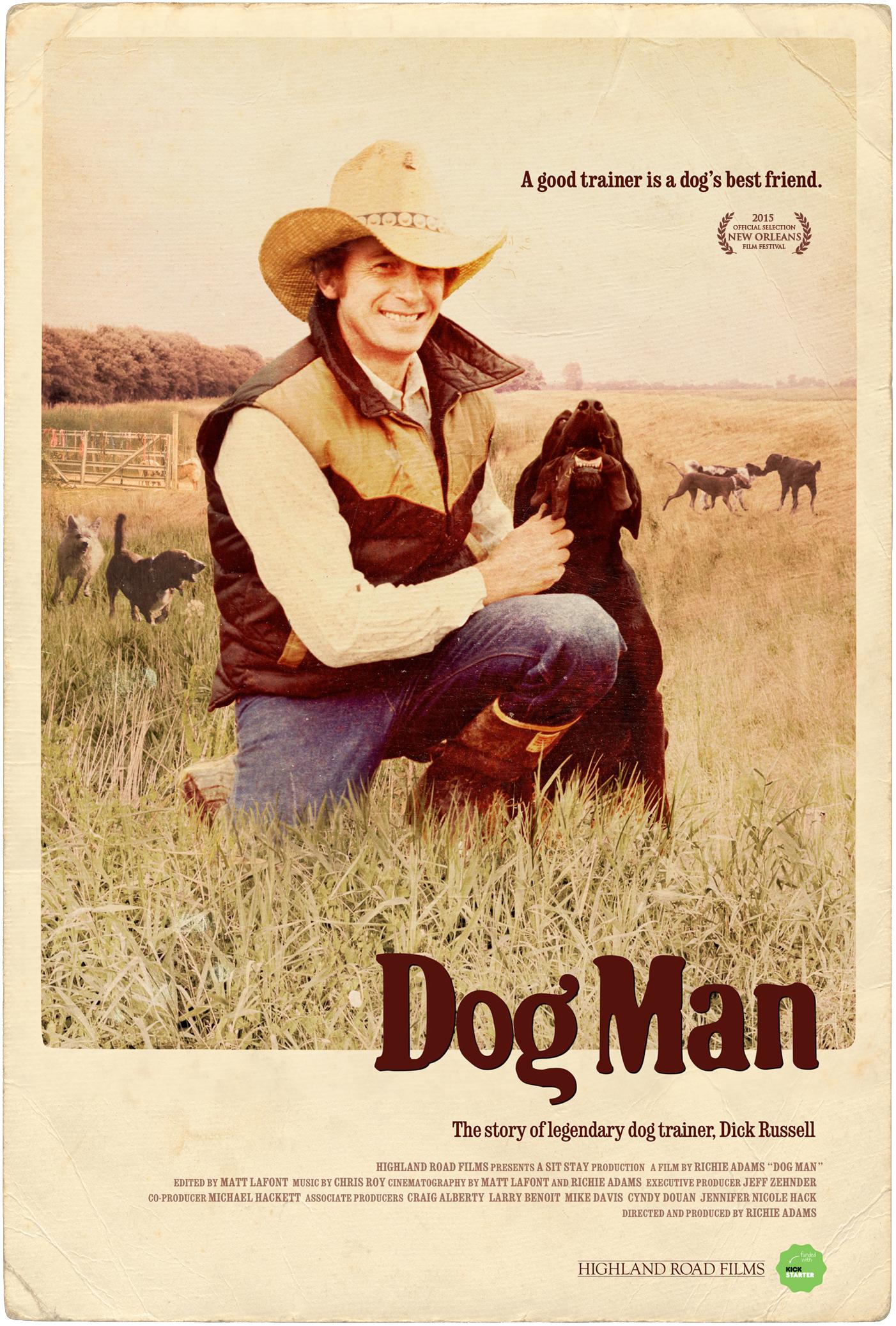 Dog Man on FREECABLE TV