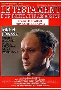 Primary photo for Le testament d'un poète juif assassiné
