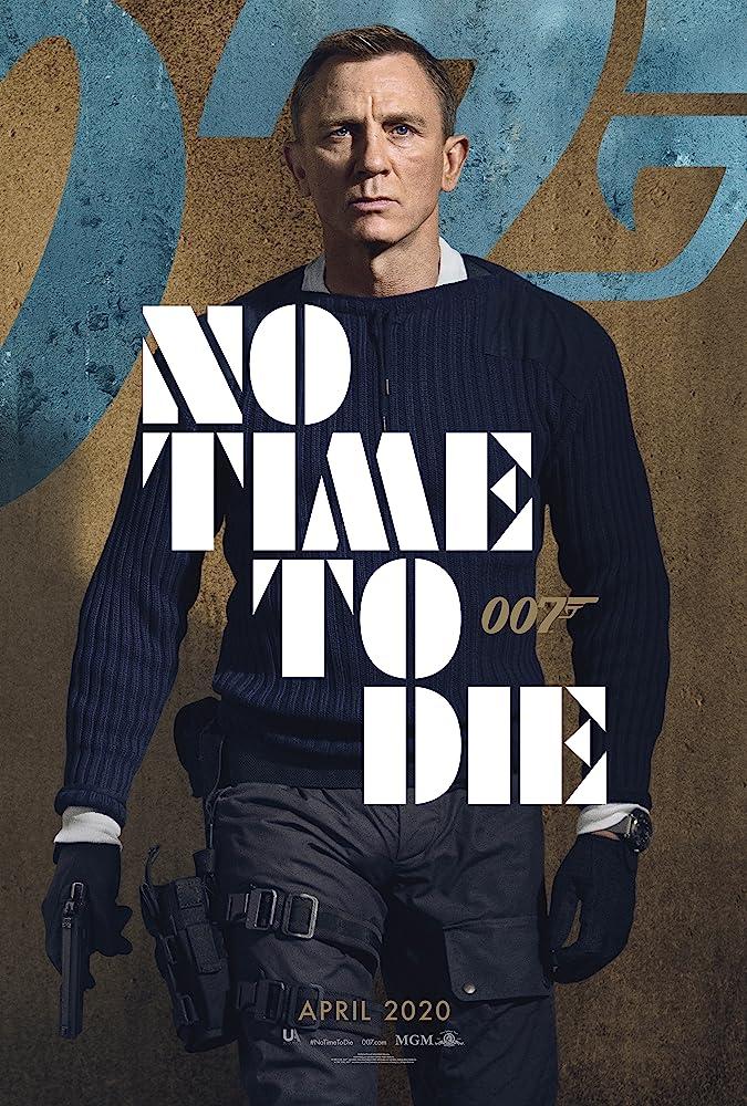 No Time to Die (2020) James Bond 720p Marathi+Hindi WEB-DL