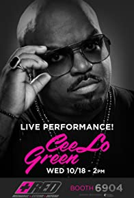 Primary photo for +Red Elixir Presents CeeLo Green Live