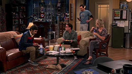 The Big Bang Theory: The Spock Resonance