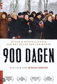 900 Days Poster
