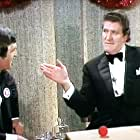 Tommy Cooper and Michael Parkinson in Parkinson (1971)