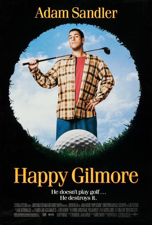 Happy Gilmore (1996) Hindi Dubbed