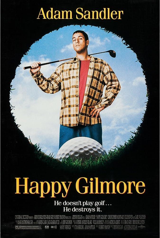 Happy Gilmore(1996)
