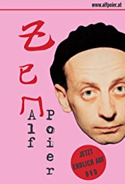 Alf Poier: Zen Poster