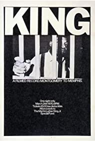 King: A Filmed Record... Montgomery to Memphis Poster - Movie Forum, Cast, Reviews