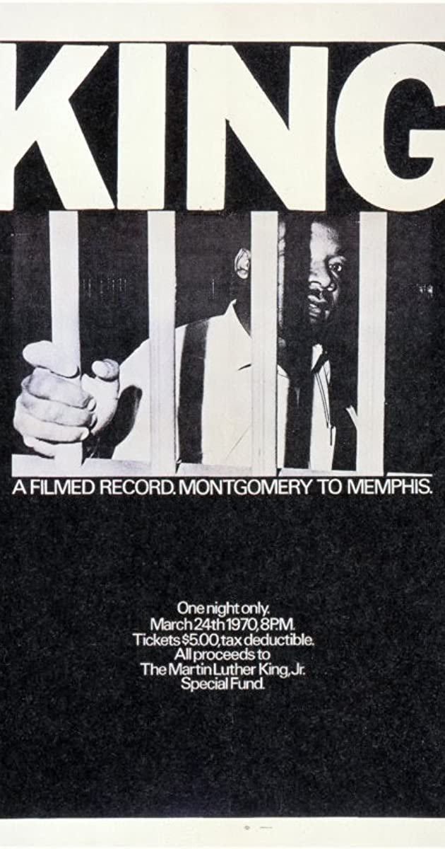 King: A Filmed Record    Montgomery to Memphis (1970) - IMDb