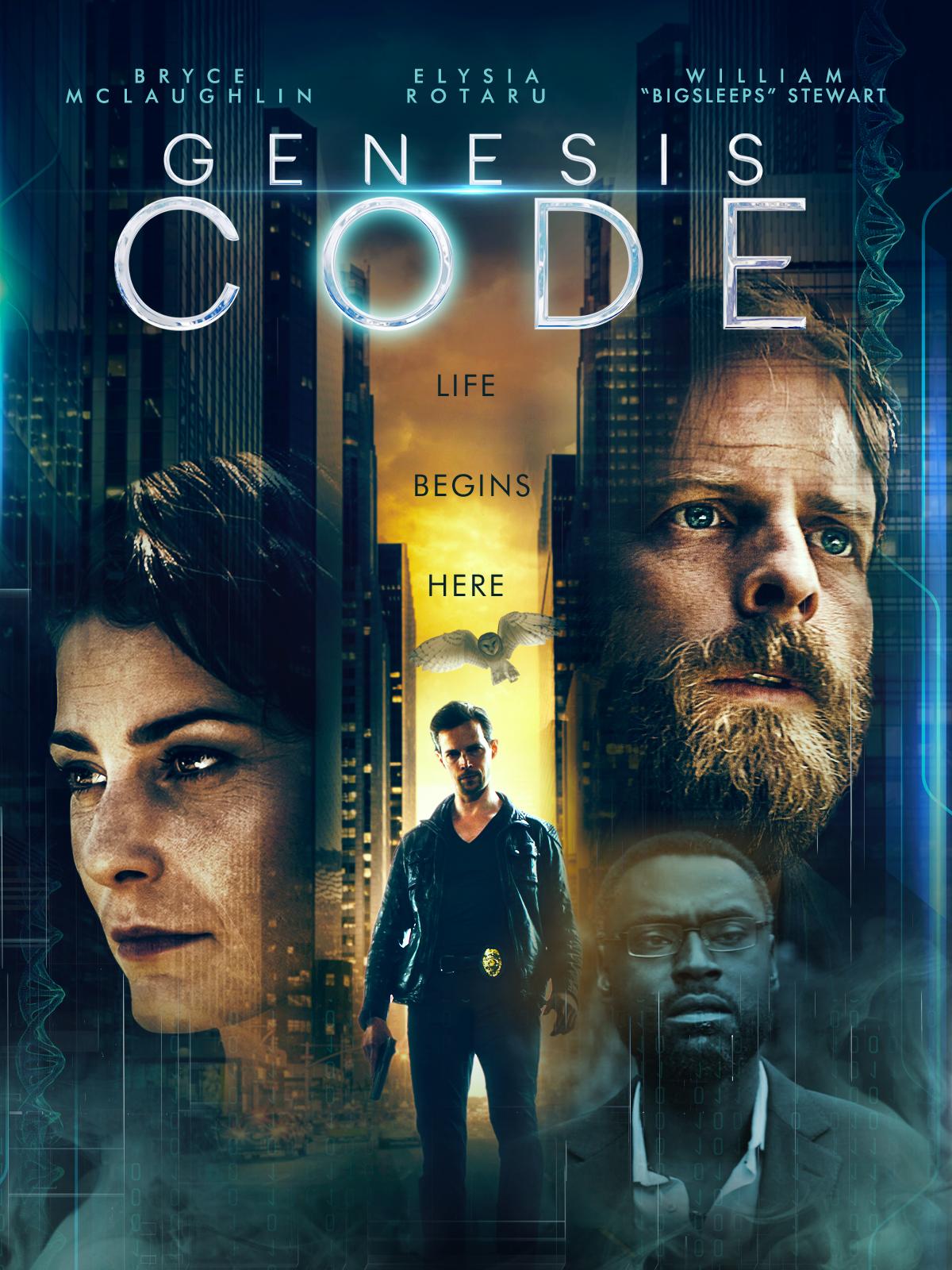 Download Genesis Code (2020) WebRip 720p Full Movie [In English] With Hindi Subtitles FREE on 1XCinema.com & KatMovieHD.io