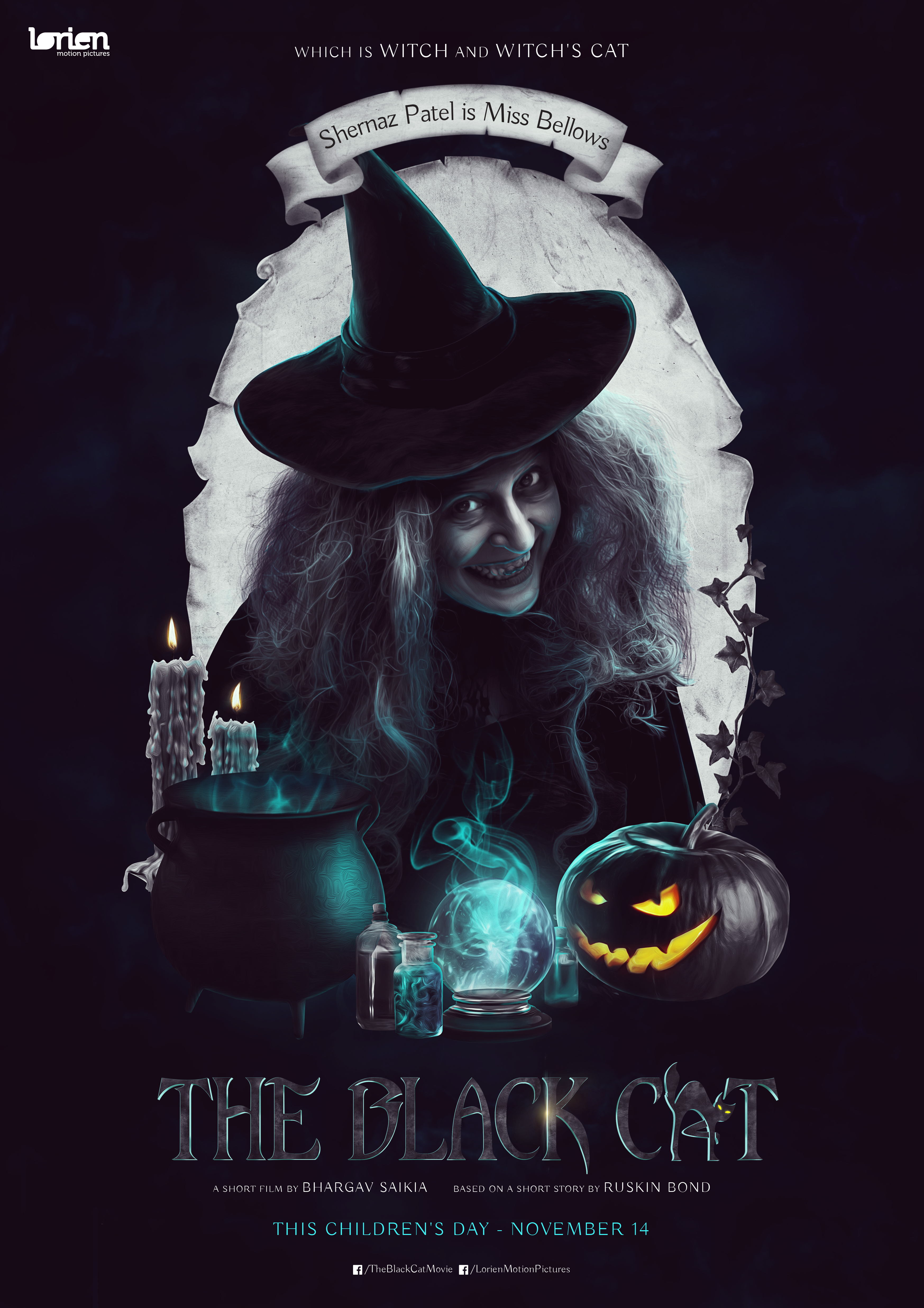 afcac611ff1 The Black Cat (2017) - IMDb