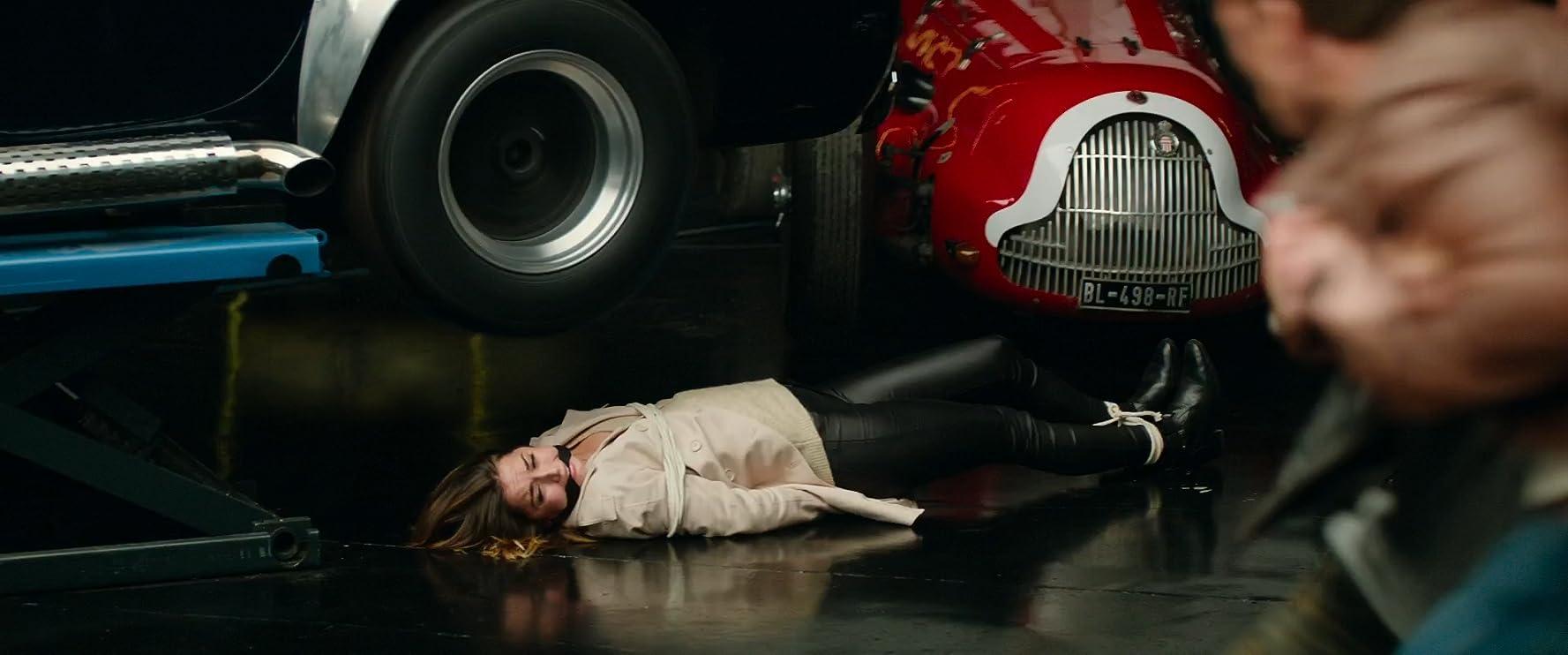 Ana de Armas in Overdrive (2017)