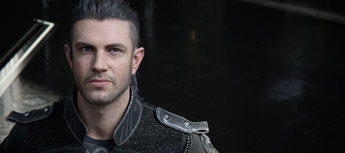 Aaron Paul in Kingsglaive: Final Fantasy XV (2016)