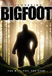 Discovering Bigfoot Poster