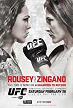 Primary image for UFC 184: Rousey vs. Zingano