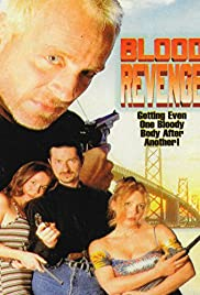Blood Revenge Poster