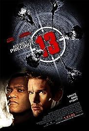 Assault on Precinct 13: Plan of Attack Poster