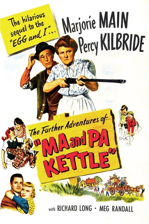 Ma and Pa Kettle (1949) - IMDb