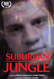 Suburban Jungle Poster