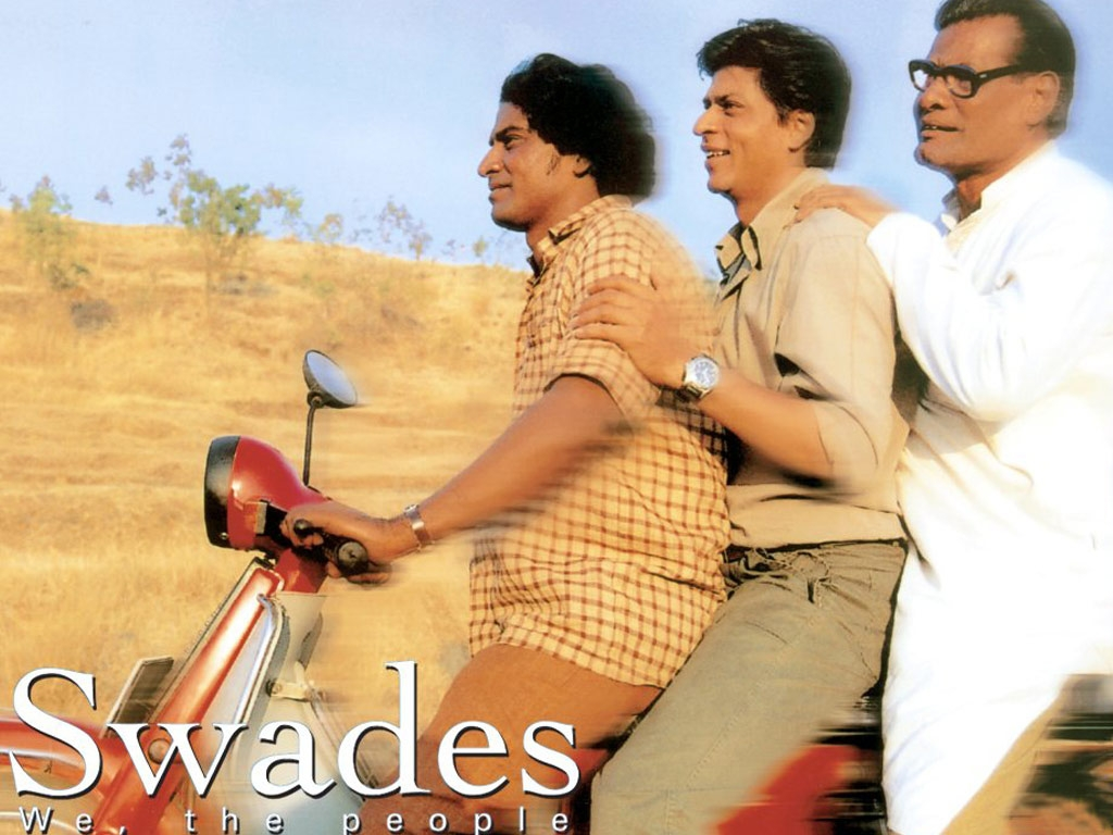 Image result for swades poster