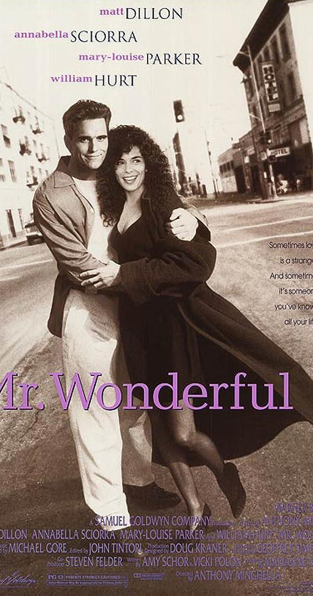 Subtitle of Mr. Wonderful