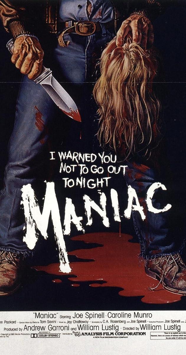 Subtitle of Maniac
