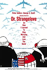 Dr. Strangelove or: How I Learned to Stop Worrying and Love the Bomb (1964) 720p