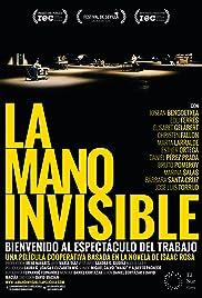 La mano invisible Poster