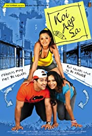 Koi Aap Sa: But Lovers Have to Be Friends Poster