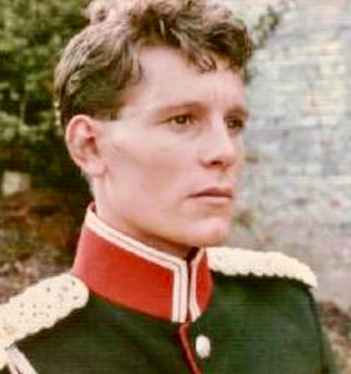 Jonathon Morris in The Prisoner of Zenda (1984)