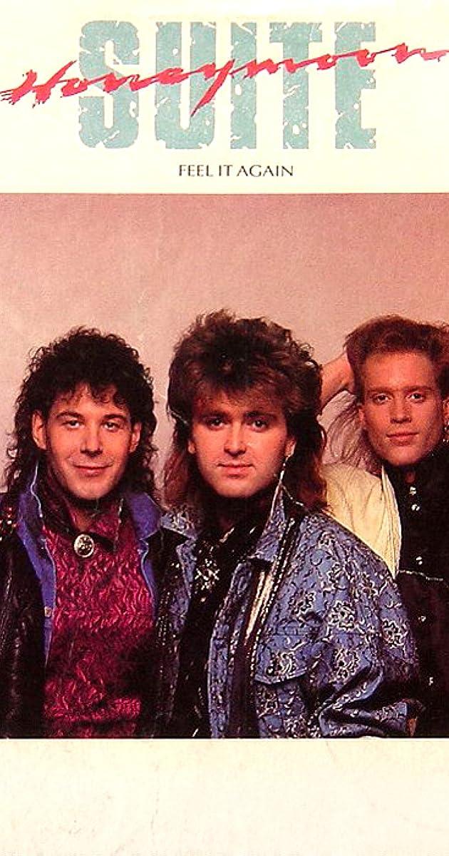 Honeymoon Suite: Feel It Again (Video 1986)