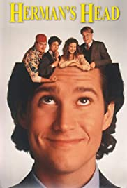 Herman's Head Poster - TV Show Forum, Cast, Reviews