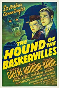 Movies hollywood free download The Hound of the Baskervilles by Alfred L. Werker [WEBRip]