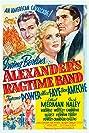 Alexander's Ragtime Band (1938) Poster
