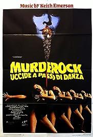 Murder-Rock: Dancing Death(1984) Poster - Movie Forum, Cast, Reviews