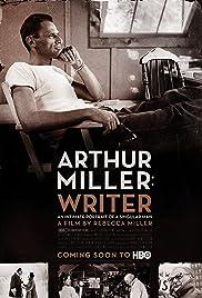 Arthur Miller: Writer Poster